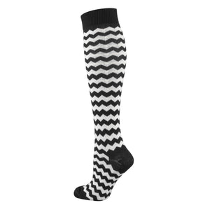 TCK Krazisox Chevron Stripes MEDIUM baseball, softball, fast-pitch, Volleyball