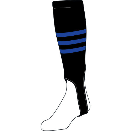 Custom 5 inch knit-in stirrup