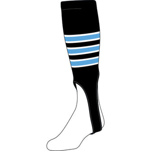 Custom 7 inch knit-in stirrup