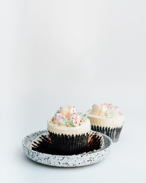Blooming Marvellous Cupcake (Chocolate)