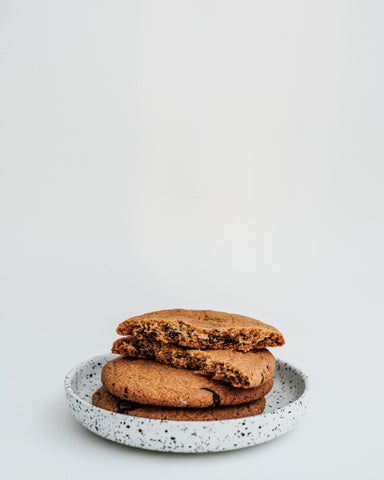 Gluten Free Dark Chocolate Chunk Cookie