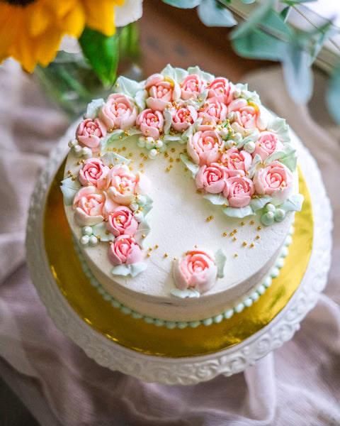 Blooming Marvellous Celebration Cake