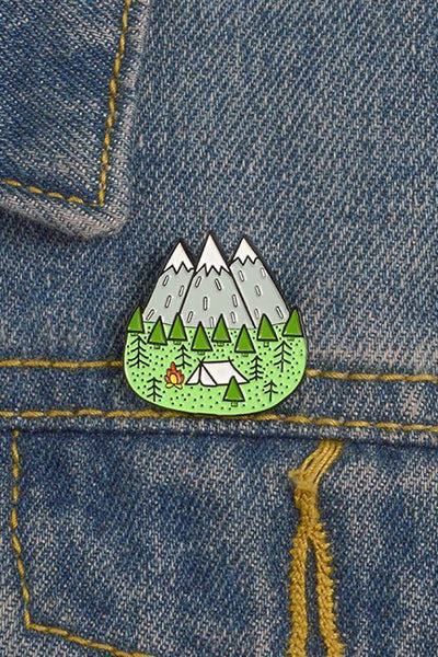Snow Peak Pin