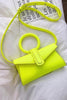 Geometric Envelope Evening Handbag