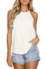 Solid Loose Tank Top