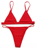 Hot Summer Beach Style 4 Color  Bikini Sets
