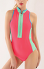 Sporty Beach Style/Diving Mermaid/Swimsuit
