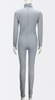 Women's Solid Slim  Thin  Fashion Jumpsuits/Elastic