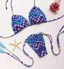 Women Fashion Knitting Bikini Sets/