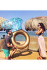 Diamond Ring Inflatable Pool Float