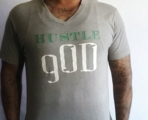 """Hustle gOD"" Men's Apparel"
