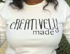 cREATIVELY MADE