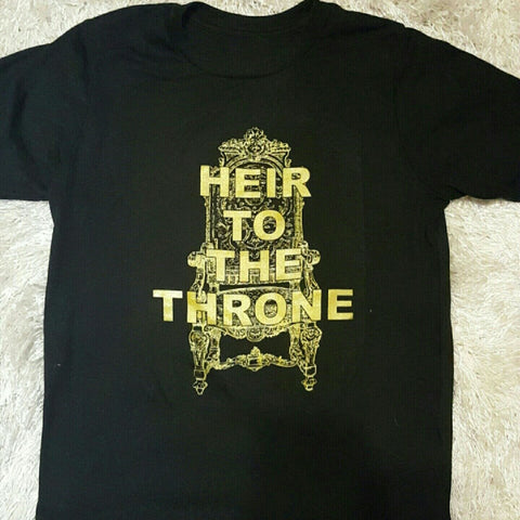 Heir to the Throne Tee