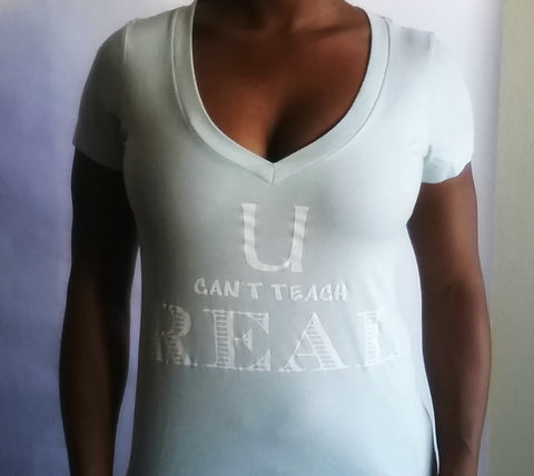 "Winter Apparel ""U Can't Teach Real"""