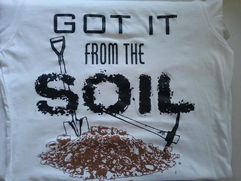 Got it from the Soil