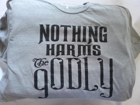 Nothing Harms the gODLY