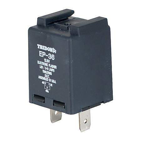 Electronic Flasher Relay