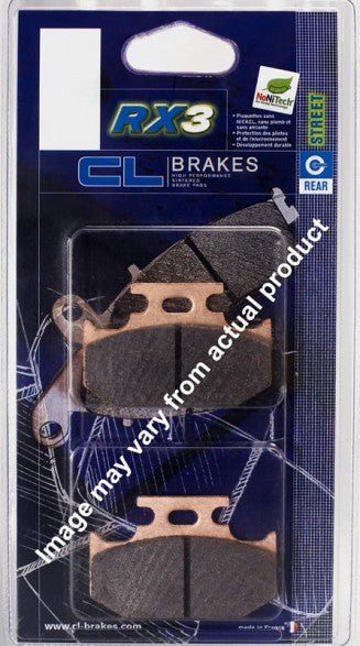 XB Rear Brake Pads