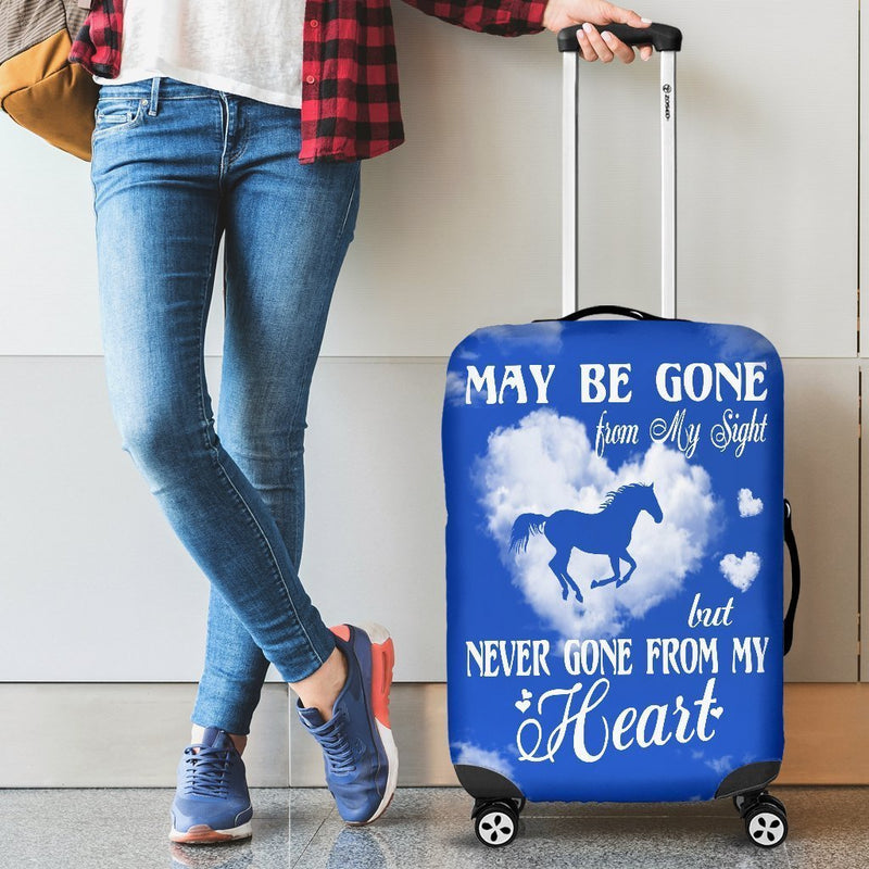 Alway In My Heart Luggage Cover interestprint