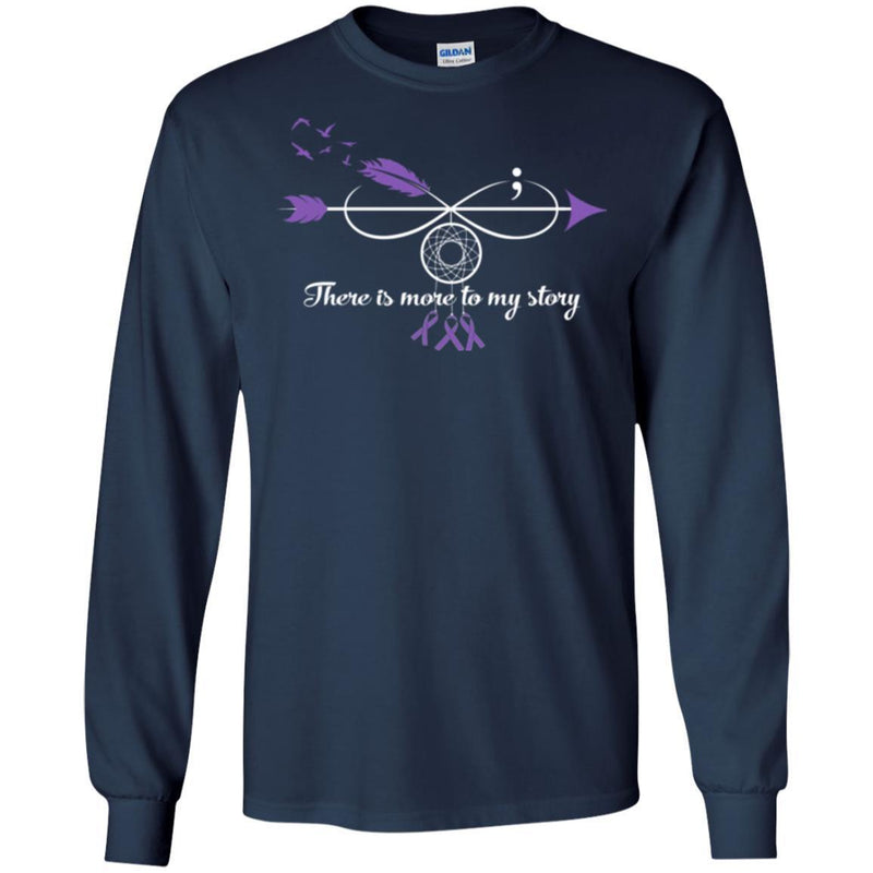 Alzheimer Awareness T Shirt There Is More To My Story Infinity Dreamcatcher  Shirts CustomCat