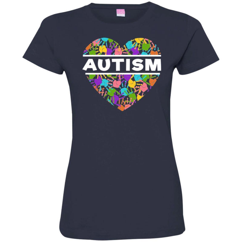 Autism T-Shirt Puzzle Piece Awareness Day Gift Shirts CustomCat