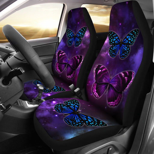 Beautiful Butterfles Car Seat Covers My Soul and Spirit