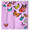 Beautiful Butterfly Shower Curtains Bathroom Decor