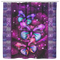 Beautiful Butterfly Shower Curtains For Bathroom Decor