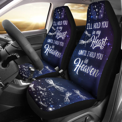 Beautiful Dragonfly Car Seat Covers (Set Of 2) My Soul & Spirit