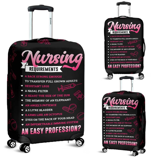 Beautiful Nursing Requirements Luggage Covers My Soul & Spirit