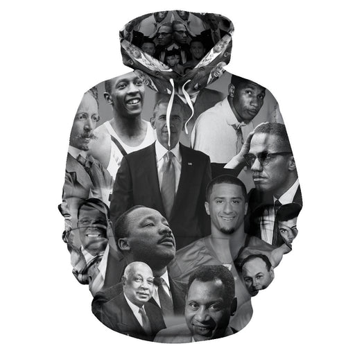 Black History Month Hoodies My Soul & Spirit