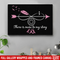 Breast Cancer Awareness Canvas - There Is More To My Story Canvas Wall Art Decor