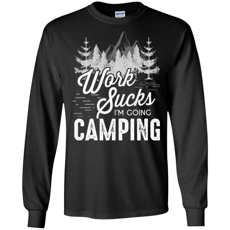 Camping T-Shirt Witches With Hitches Girl Halloween Funny Gift For Camper Tee Shirts CustomCat