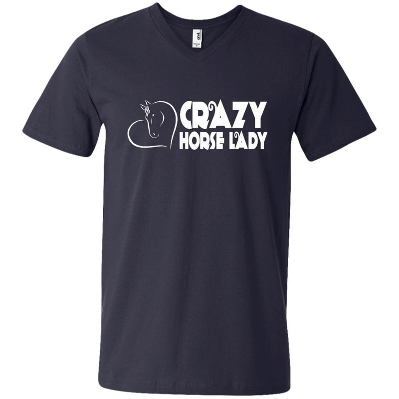 Crazy Horse Lady T-shirt & Hoodie CustomCat