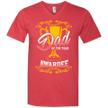 Dad of the year tshirt - Perfect gift idea for Daddy CustomCat