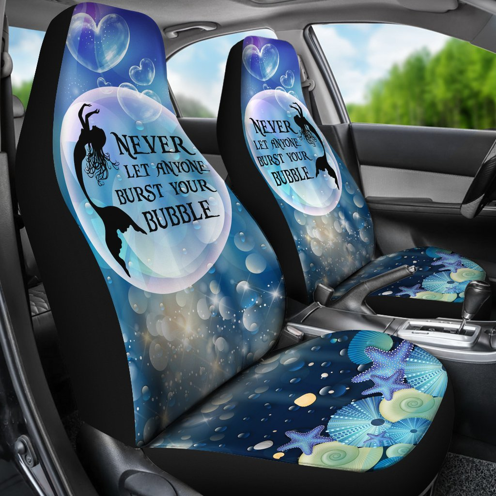 Daily Inspiration Mermaid Car Seat Cover Set Of 2 My Soul Spirit