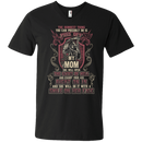 Don't Piss Off My Mom Funny Tshirts For Valentine Mother Day CustomCat