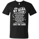 For My Nana In Heaven T-shirt CustomCat