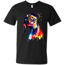 Funny T-shirts Design For Dog Lovers CustomCat