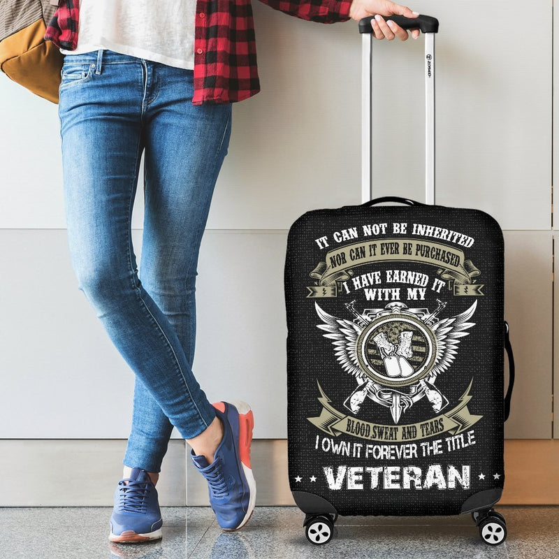 Grateful Luggage Covers For Veteran Luggage Cover interestprint