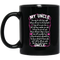 Guardian Angel Coffee Mug For My Uncle In Heaven Love And Miss You Everyday 11oz - 15oz Black Mug