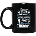 Guardian Angel Coffee Mug I Love And I Miss You Everyday Daddy 11oz - 15oz Black Mug CustomCat