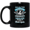 Guardian Angel Daughter Tears Could Build A Stairway Memories A Lane Bring You Home Again 11oz - 15oz Black Mug