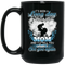 Guardian Angel Mug It's Been A Long Day Without You Mom And I'll Tell You See You Again 11oz - 15oz Black Mug
