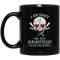 Hairstylist Coffee Mug I Am Sorry The Nice Hairstylist Is On Vacation Skull Hairstylist 11oz - 15oz Black Mug