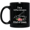Hairstylist Coffee Mug I'm A Coffee Scissors Kind Of Queen 11oz - 15oz Black Mug