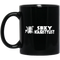Hairstylist Coffee Mug Sexy Hairstylist 11oz - 15oz Black Mug