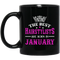 Hairstylist Coffee Mug The Best Hairstylists Are Born In January 11oz - 15oz Black Mug