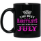 Hairstylist Coffee Mug The Best Hairstylists Are Born In July 11oz - 15oz Black Mug