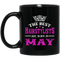 Hairstylist Coffee Mug The Best Hairstylists Are Born In May 11oz - 15oz Black Mug